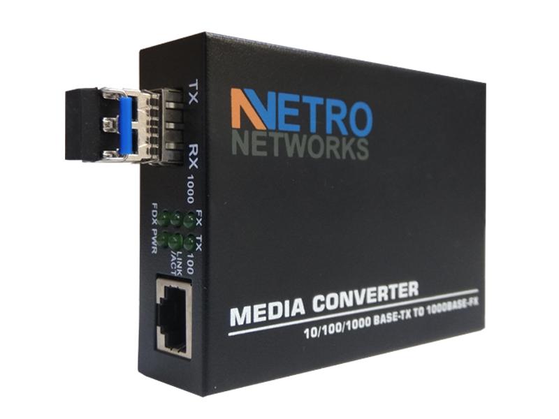 16-SFP Media Converter