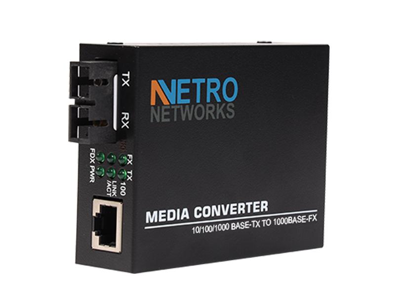 18-1000-DF media converter